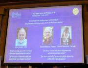 physics nobel prize 2018