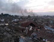 Indonesia-earthquake, tsunami