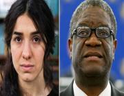 Nadia Murad Denis Mukwege