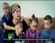 Russian women, adoption, children