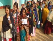 loksabha  2019,6th phase election. POLLING 60%