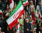azadi stadium iran women protest