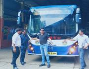 ksrtc-electric-bus