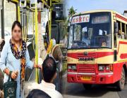 ksrtc-ladies seat