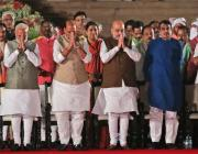 CABINET MINISTERS ANNOUNCED FOR SECOND NDA GOVERNMENT.