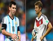 messi and muller