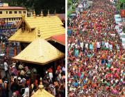 sabarimla-protest
