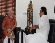 shibu baby john visits narendra modi
