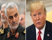 Suleimani and Donald Trump