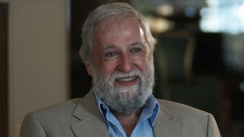 Psychiatrist Franck Ochberg