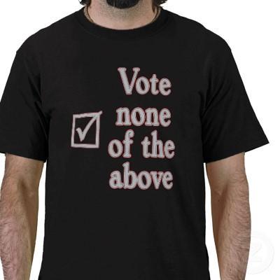 null vote