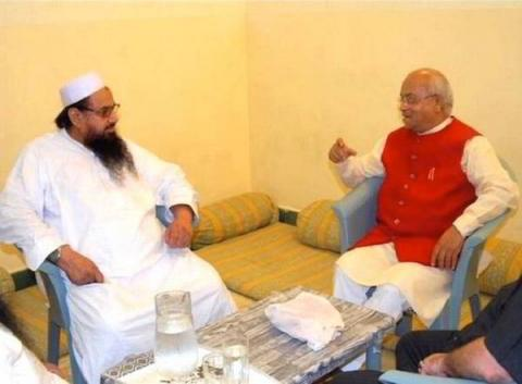 vaidik meeting with saeed