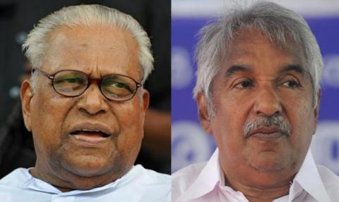 vs achuthanandan and oommen chandy