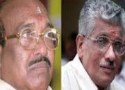 Vellappally Natesan and G. Sukumaran Nair