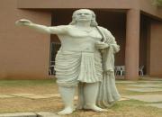 aryabhatta statue in pune