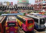 indefinite strike by bus owners