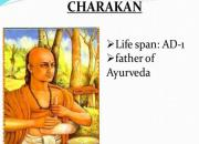 Charaka, Father of Ayurveda