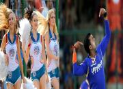 cheergirls and sreesanth