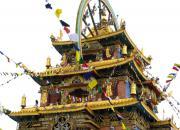 coorg tibetan temple