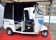 kerala e auto rickshaw