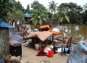 flood affected homes