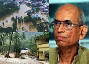 kerala flood, madhav gadgil