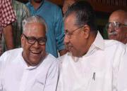 vs achuthanandan and pinarayi vijayan