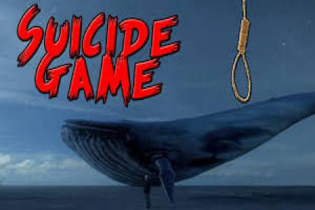 computer game, Blue whale, teenage, suicide