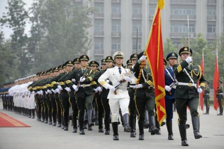 chinese army