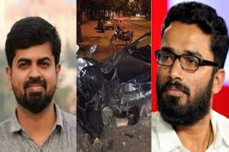 AK shashindhran's reply for journalist KM basheer's death